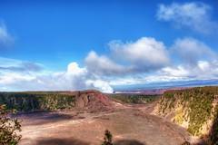 Klauea Iki Crater (Frank McNamara) Tags: island volcano hawaii lava nationalpark ngc crater bigisland hdr kilauea droh