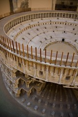 Slice that pie (bro-mark) Tags: italy rome roma ancient italia republic caesar empire coliseum eur emperor colosseo mussolini e42 museociviltromana romancivilisationmuseum