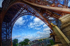 Eiffel Twist (fs999) Tags: paris france tower paintshop tour pentax sigma eiffel iso paintshoppro uga tone hdr k5 mapped corel aficionados pentaxist uwa artcafe ultrawideangle photomatix tonemapped tonemapping hsm 3photos 80iso vuedenbas pentaxian elitephotography ashotadayorso justpentax topqualityimage zinzins ultragrandangle flickrlovers topqualityimageonly fs999 pentaxart pentaxk5 sigma816 sigma816mmf4556dchsm paintshopprox4ultimate x4ultimate