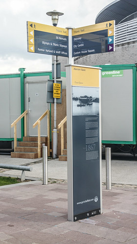Belfast: Abercom Basin