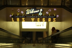 Welcome to Las Vegas (Iveta) Tags: vacation usa night america canon lights holidays neon lasvegas nacht urlaub nevada amerika lichter fremontstreetexperience eos450d canoneos450d