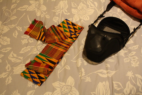kente cloth by moroccanmary, on Flickr