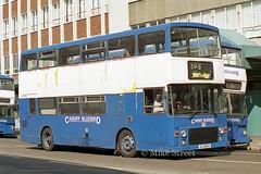 2SG_CardiffBluebird_1995_072_ULS621X_C17816c5 (Midest_pics) Tags: mcwmetrobus mcwdr alexander alexandermidland kelvinscottish kelvincentral frontrunnersedagenhan cardiffbluebird tellingsgoldenmiller cardiffbus uls621x