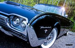 1962 Ford Thunderbird (yravaryphotoart.com) Tags: auto ford car closeup automobile vehicle thunderbird 1962 hdr vehicule canonefs1022mmf3445usm canoneos7d 1962fordthunderbird yravary yravaryphotoart