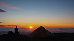 P Gulltanna . (gunnarhafss) Tags: gulltanna solnedgang sunset hiking camping fjell mountain mreogromsdal landskap landscape nature natur norge norway gunnarhafsaas gunnarhafss