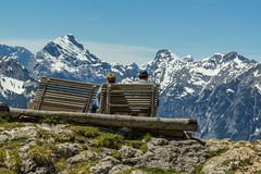 Ausruhen - relax (Kiwibu) Tags: tirol achensee erfurterhtte