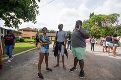 The Trio (Garrett.Williams) Tags: africa green international ghana accra