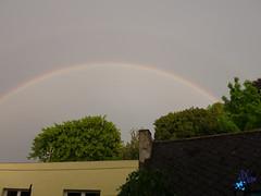 Superbe arc-en ciel double et entier - Enghien (bDom) Tags: rainbow ville arcenciel enghien edingen