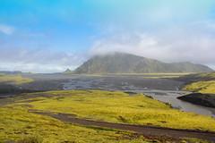 Icelandic Landscape (wai-photography) Tags: canon island eos iceland roadtrip viewpoint campsite 60d akgil