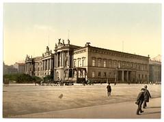 Berlin (4) (DenjaChe) Tags: berlin 1900 postcards palais 1900s postkarten ansichtskarten  altespalais