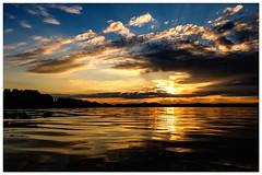 Are you going with me? (yarin.asanth) Tags: trip light sunset sky sun lake love weather silhouette clouds evening warm kayak sundown silence naturereserve kayaking balance refreshing ways goldenlight lakeconstance yarinasanth gerdkozik