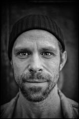Viktor (Christopher Anderzon) Tags: portrait people fujifilm lightroom baw xpro1 silverefexpro2