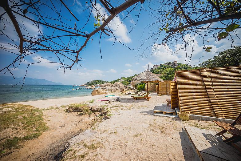 Khu du lịch sinh thái Sao Biển