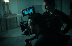 Elmsta Horror Fest 3000 shoot 02 (Kenneth Ishii) Tags: film zeiss canon onset canonef5012l canon5dmark2 horrorshoot kennethishii alexaxt zeissmasteranamorphic