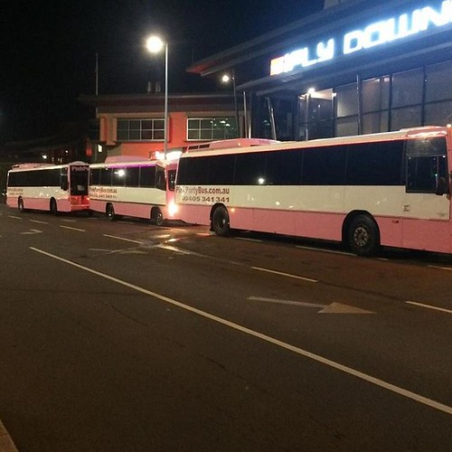 Heading to the city this long weekend? Our party buses are. If you spot one of these pink buses, snap a photo and share on facebook with #PinkPartyBus for your chance to win $100 party bus hire voucher.