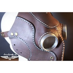 #Cyberpunk #CyberGoth #postapocalyptic #postapocalypse #steampunk #steampunkmask #leathermask #handmade #LARP #dieselpunk #leather #Darkart #costume #burningman (tovlade) Tags: black girl face make up leather punk hand mask goth goggles made doctor cyber cybergoth cyberpunk plague larp steampunk postapocalyptic postapocalypse dieselpunk