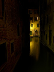 Channel secret (Claudio Cantonetti) Tags: door old city trip travel venice light sea vacation italy white house holiday black reflection building green history tourism window water beautiful yellow architecture night river canal italian europe european cityscape view place painted secret traditional famous atmosphere landmark scene lagoon tourist historic destination romantic venetian venezia channel scenics attraction touristic
