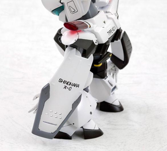 機動警察 動畫電影版 AV-X0 ZERO 零式 機械人再販
