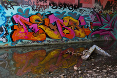 Deb8 (You can call me Sir.) Tags: california graffiti bay south bayarea northern debate mocc deb8