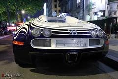BUGATTI VEYRON GRAND SPORT OR BLANC - 01 (Eddy Clio) Tags: sport or grand bugatti blanc veyron