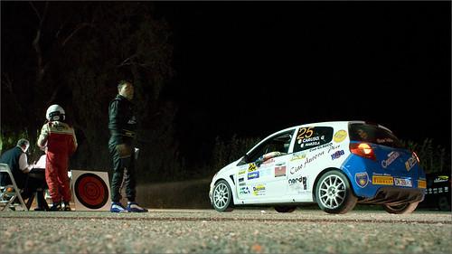 G. CARUSO e A. MARZO | Renault Clio R3C | 26° Rally Proserpina 2011