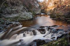 Scotland 2012 - 157  [DSC_9827].jpg (qrtzcntrl) Tags: longexposure nature water scotland stream walk burn bluedoor glenesk nd10