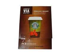 VIA   - 1 (kiyong2) Tags: coffee italian roast via starbucks