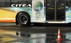 VDL Omnibus Sicherheitstraining Lausitzring 13.11.2011 V