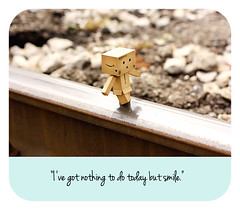 15/52: Royal Oak Robot (aebphoto) Tags: railroad canon bokeh michigan royaloak railroadtracks week15 simonandgarfunkel danbo canon50mm 1552 royaloakmi project52 musicquote danboard rebelxsi week1552 revoltechdanbo worldofdanbo danbo52