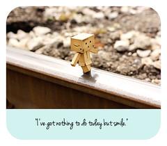15/52: Royal Oak Robot (aebphoto) Tags: railroad canon bokeh michigan royaloak railroadtracks week15 simonandgarfunkel danbo canon50mm 1552 royaloakmi project52 musicquote danboard rebelxsi week1552 revoltechdanbo worldofdanbo danbo52