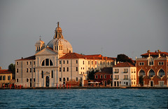 Venice - A DeLIGHTful View of Le Zitelle from Across the Canale della Giudecca
