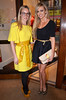 Kathryn Thomas and Rosanna Davison Louis Copeland Spring/Summer 2012 Customer Evening Dublin, Ireland