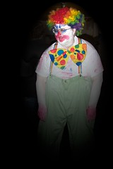 Scary Clown Dark