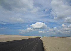 Maasvlakte2 (Harry -[ The Travel ]- Marmot) Tags: road new urban haven man holland beach netherlands dutch tarmac proud clouds strand port project point coast rotterdam sand industrial open space empty nederland noordzee wolken made northsea future land coastline maas vanishing industrie zone waterway weg rijkswaterstaat zand asfalt kust luchten zuidholland ruimte leeg civilengineering vergezicht leegte toekomst civieletechniek dutchclouds hollandse toekomstig hollandseluchten waterweg verdwijnpunt vergezichten handgemaakt reclamed verkeerenwaterstaat wijdsheid industriegebied mainport tweedemaasvlakte maasvlakte2 maasvlaktetwee opgespoten