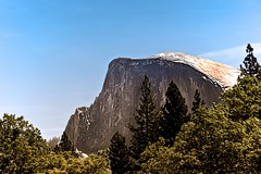 HALF DOME (bydamanti) Tags: landscapes yosemite halfdome yosemitenationalpark usnationalparksandplaces usnationalparks nationalparkphotography nationalparksnationalmonuments afsdxvrzoomnikkor18200mmf3556gifedii mountainscanyons pureyosemite