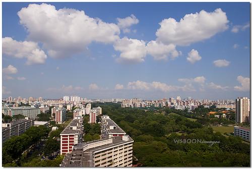 Cloudy Day @ Ang Mo Kio Singapore_1953