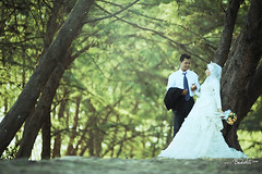 Hadi + Ieyla (budakli) Tags: wedding art film nature painting print square image album picture hijab malaysia frame works infrared service editing batavia job nikonf3 hdr highdynamicrange lanscape terengganu perkahwinan humaninterest filem custome azli budakli pulseir fulsecolour