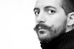 (Damien Cox) Tags: uk gay portrait bw selfportrait man male me self ego myself beard mono nikon masculine moi balckandwhite homo homosexual grayscale queer scruff stubble i damiencox dcoxphotographycom