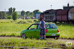 "Maxa's Green VW Lupo • <a style=""font-size:0.8em;"" href=""http://www.flickr.com/photos/54523206@N03/7166512718/"" target=""_blank"">View on Flickr</a>"