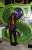 Sinitta 'Shrek The Musical' first anniversary performance held at Theatre Royal - Inside London, England