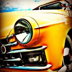 Fat Caddy Friday (joannemariol) Tags: auto classic vintage square classiccar cadillac retro nostalgia americana hefe caddy joannemariol iphoneography joannemariolphotographics classiccarphotography