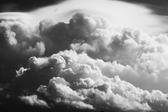 Storm Clouds (~Bella189) Tags: blackandwhite storm clouds blackwhite olympus twothumbsup olympustg820