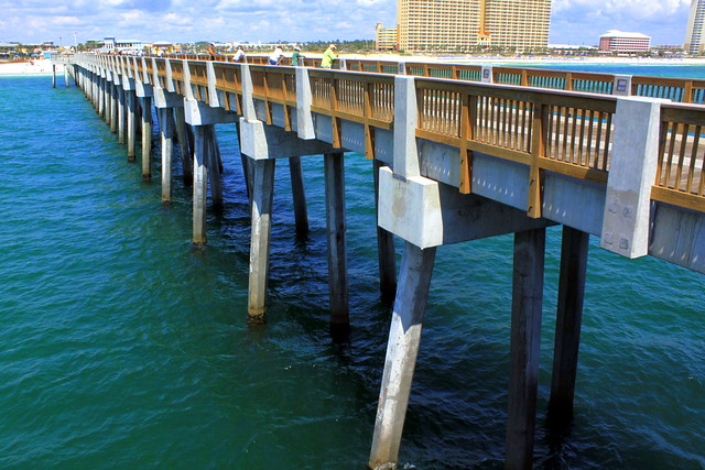 Panama City Beach Fishing Pier