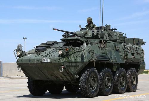 LAV III Kodiak, Royal Canadian Dragoons (Armoured), 2