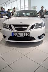 Last Saab - #4 (Sonnergard) Tags: cars car last sedan ana sweden 95 93 saab griffin aero sportcombi saabsunited