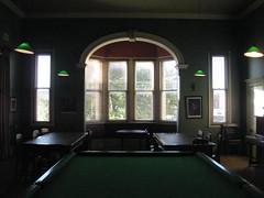 The Billiard Room of the Ballaarat Club - Dana