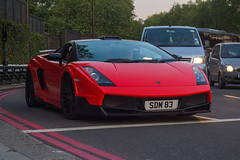invidia 540 (Benoit cars) Tags: red orange black london cars lamborghini supercar gallardo 540 sportscars supercars streetcars invidia worldcars lp5404