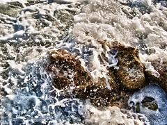 124/366 - Rompeolas (Jairo Galbis ) Tags: espaa naturaleza nature water spain agua alicante 2012 torrevieja jairogalbis canonpowershotsx230hs 366momentos