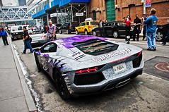 LP700-4 (Andrew Cragin Photography) Tags: auto new york city nyc cars beautiful beauty car wheel race america canon rebel drive interesting italian automobile italia all fast best explore expensive 3000 lamborghini rare fastest extraordinary automobiles awd gumball v12 lambo explored 200mph aventador lp7004 shutterspeedphotos