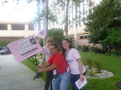 PINK SLIP DEBBIE at Presidency 5 and CPAC